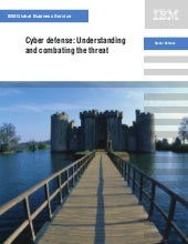 Cyber defense: Understanding and Co...
