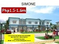 simone model in cybergree, house and lot rush for sale/affordable houses in cavite,very affordable houses in cavite,murang bahay sa cavite,townhouse rush rush for sale