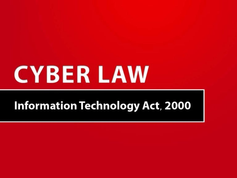 Looking for interesting Cyber Law Topics?