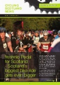 Cycling Scotland Newsletter Spring 2010