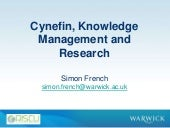 Cynefin iscram summer_school