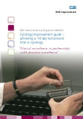 Cytology improvement guide: achievi...