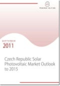 Czech Republic Solar Photovoltaic Market Outlook to 2015