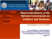 National Commission on Children and...