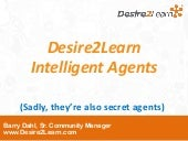 D2L Intelligent Agents - June 2012