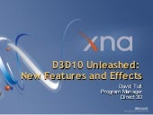 D3 D10 Unleashed   New Features And...