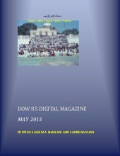 DMC CLASS OF 1985 DIGITAL MAGAZINE ...