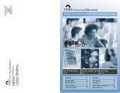 Fall 2013 Digital Arts Catalog