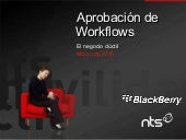 Movilización de Workflows Corporativos