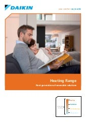 Daikin heating and renewables brochure