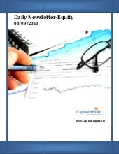 Daily Equity News Letter by Capital...