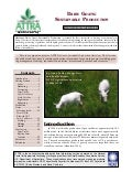 Dairy Goats: Sustainable Production