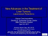 New Advances in the Treatment of Li...