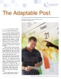 The Adaptable Post