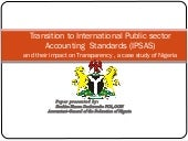 Dankwambo transition to ipsas and t...