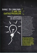 Dare to Dream : I am an Entrepreneur