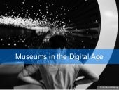 Museums in the Digital Age