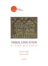 Dasrareports tribal-education