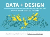 Data Design: Where Math and Art Collide (SXSW 2015)