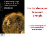 Database per documentare la transiz...