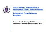 Data Center Program Integrated Comm...