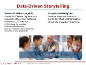 Data driven Storytelling: Make your...