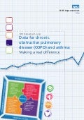 Data for chronic obstructive pulmonary disease (COPD) and asthma: making a real difference