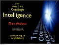 Data, meta data, knowledge & intelligence
