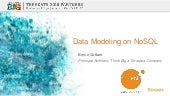 Data Modeling on NoSQL