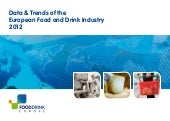 FoodDrinkEurope: Data & Trends 2012