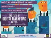 State of Online Marketing 2015