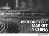 Motorcycle Market in China | Daxue Consulting