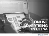 Online Advertising in China | Daxue Consulting