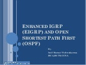 Day 3 ENHANCED IGRP (EIGRP) AND OPE...