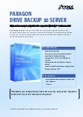 Drive Backup 10 Corporate Datasheet Us