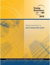 Doing Business 2012