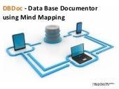 DBDoc Database Documentor using Min...
