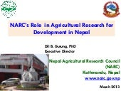Higher Education in Nepal Roundtabl...