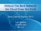 XKL Presents at Data Centre Europe ...