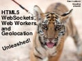 HTML5 Web Workers-unleashed