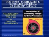 Fire Pumps, Controllers & Associate...