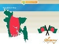 DD Bangladesh Map