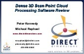 DDI Dense Point Cloud Processing Pr...