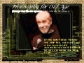 Philosophy For Old Age George Carlin