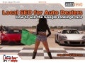Local SEO for Auto Dealers