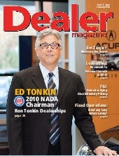 Dealer Magazine - January 2010