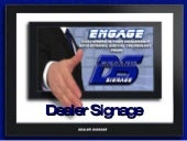 Dealer Signage - Digital Signage fo...