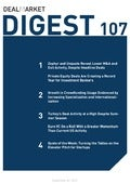 DealMarket Digest Issue 107 - 6 September 2013