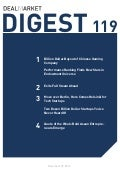 DealMarket Digest Issue119 - 29th November 2013