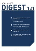 DealMarket Digest Issue 131 - 7 March 2014